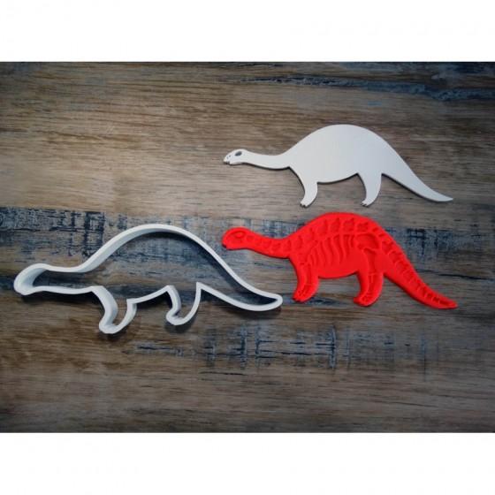 et Tampon Dinosaure...