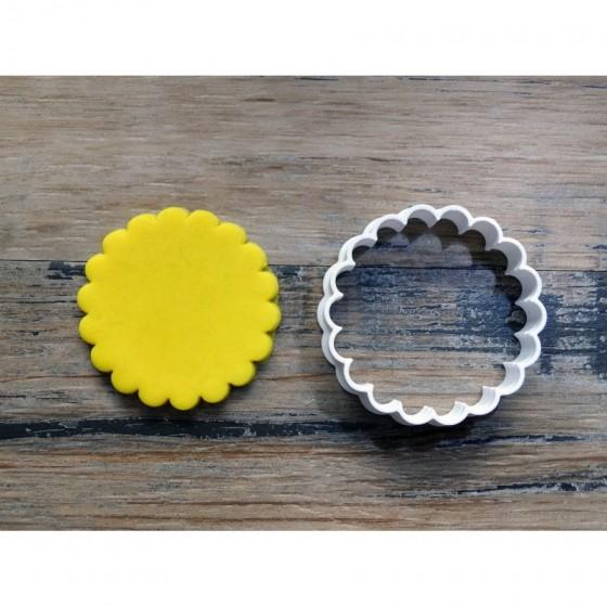 forme Bicuit mini BN - Emporte-pièce, sablé, biscuit,-Décoration gateau-Fait maison-France3D L5 L Ht1,5