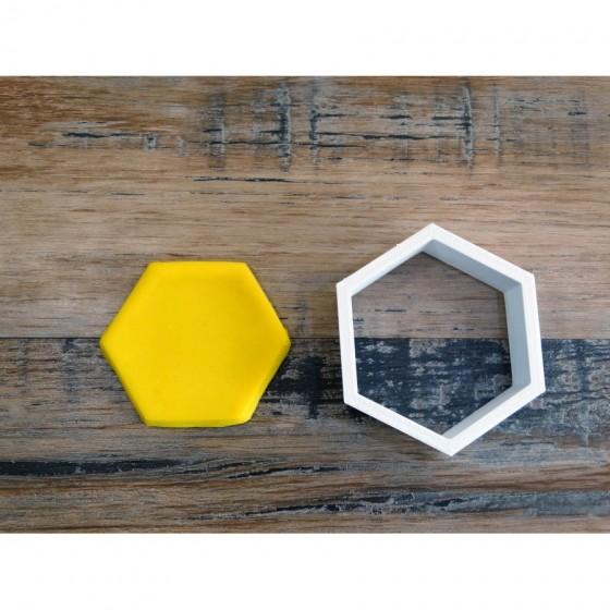 forme hexagone  -...
