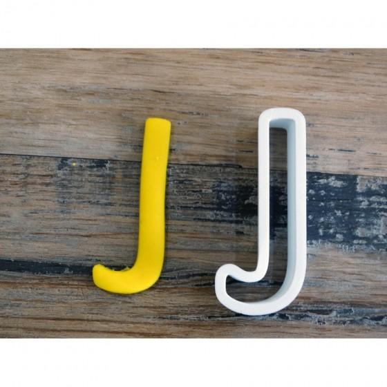 lettre de l'alphabet J -...