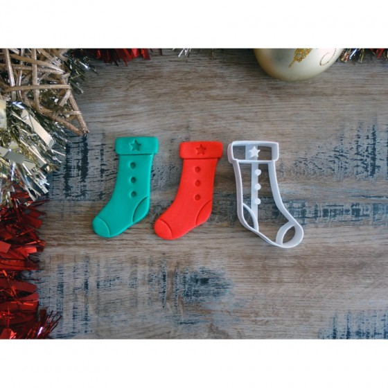 Noël - Chaussette -...