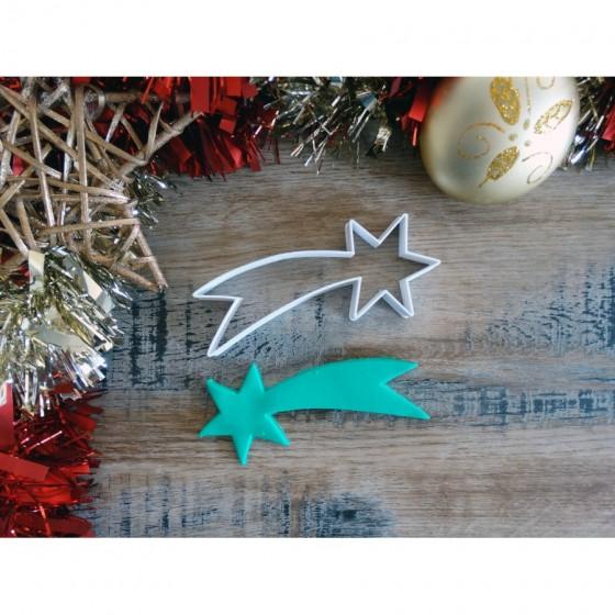 Noël - Etoile filante -...