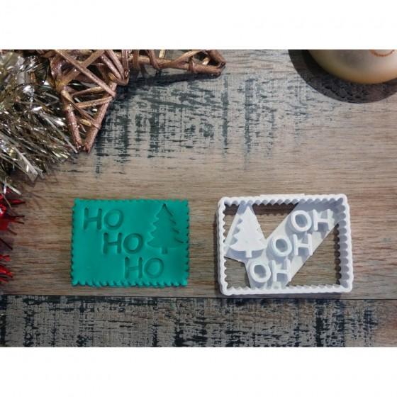 Noël - Message HO HO HO  -...