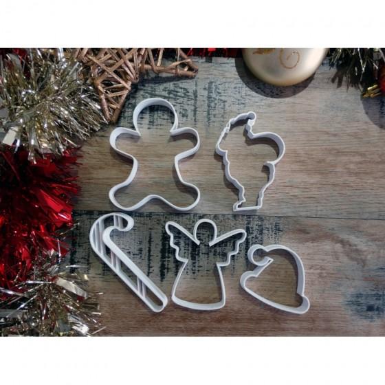Noël - Pack de 5 pièces...