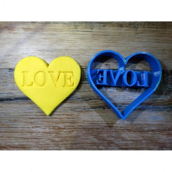 Coeur Love Amour...